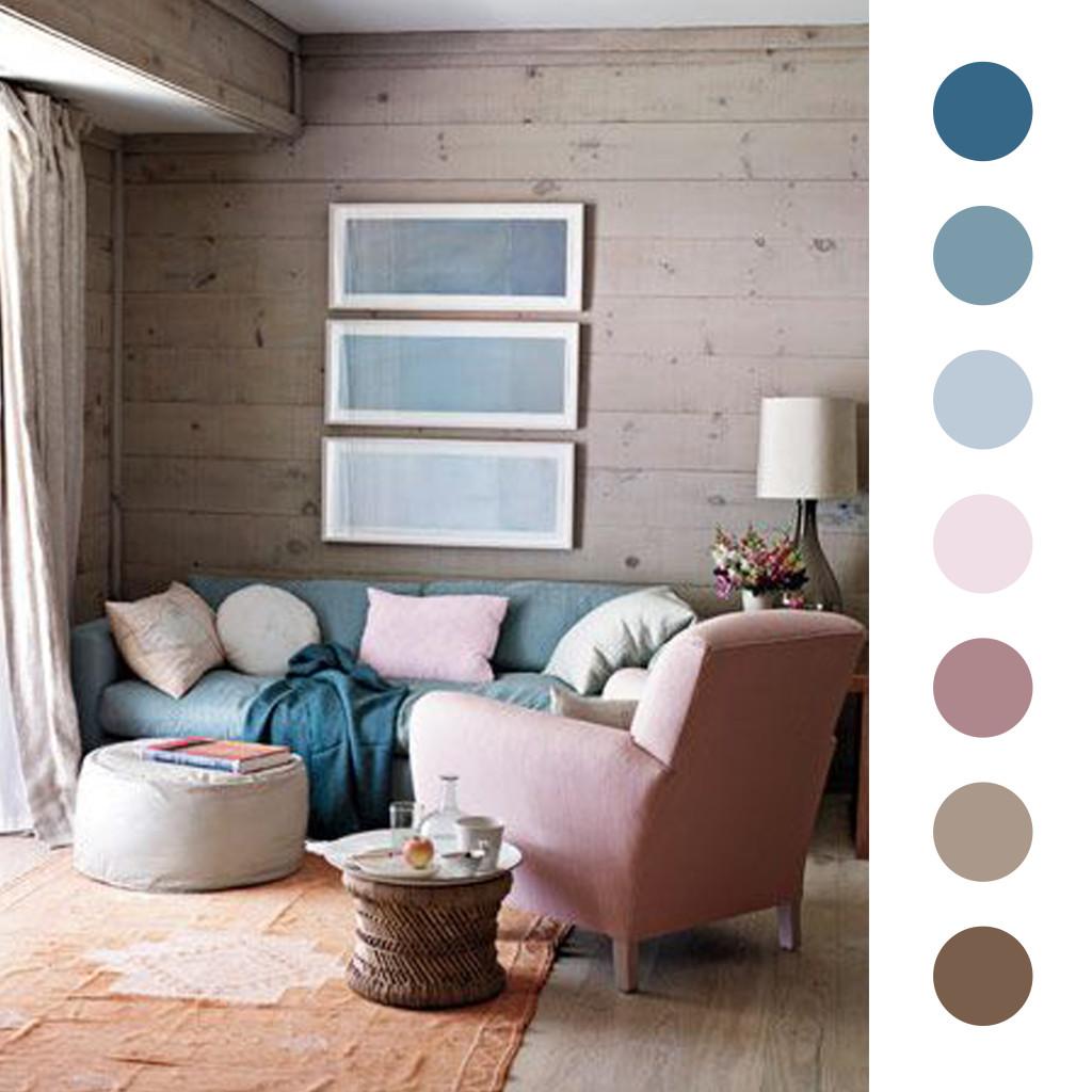 esempio palette con pavimento in legno