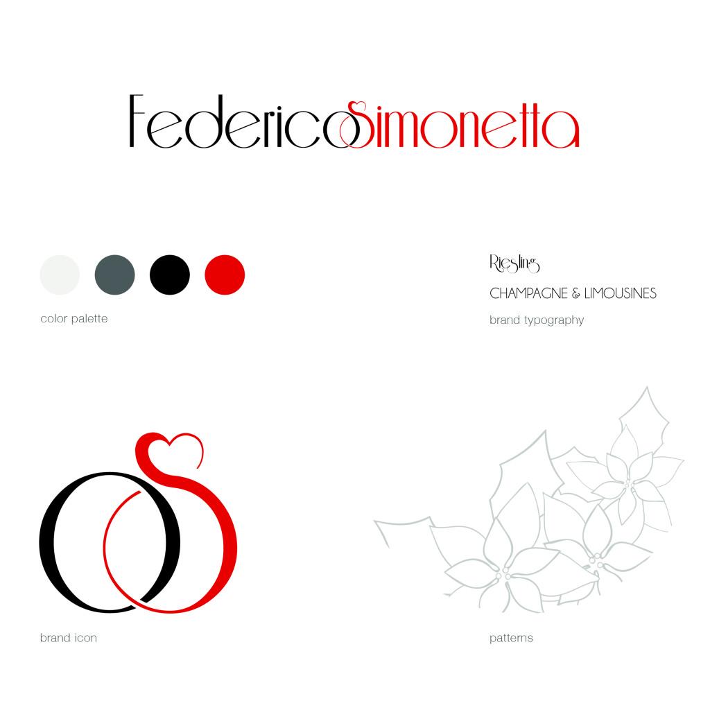 dettagli marchio Simonetta e Federico