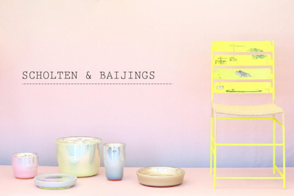 Scholten and Baijings expositie villa noailles