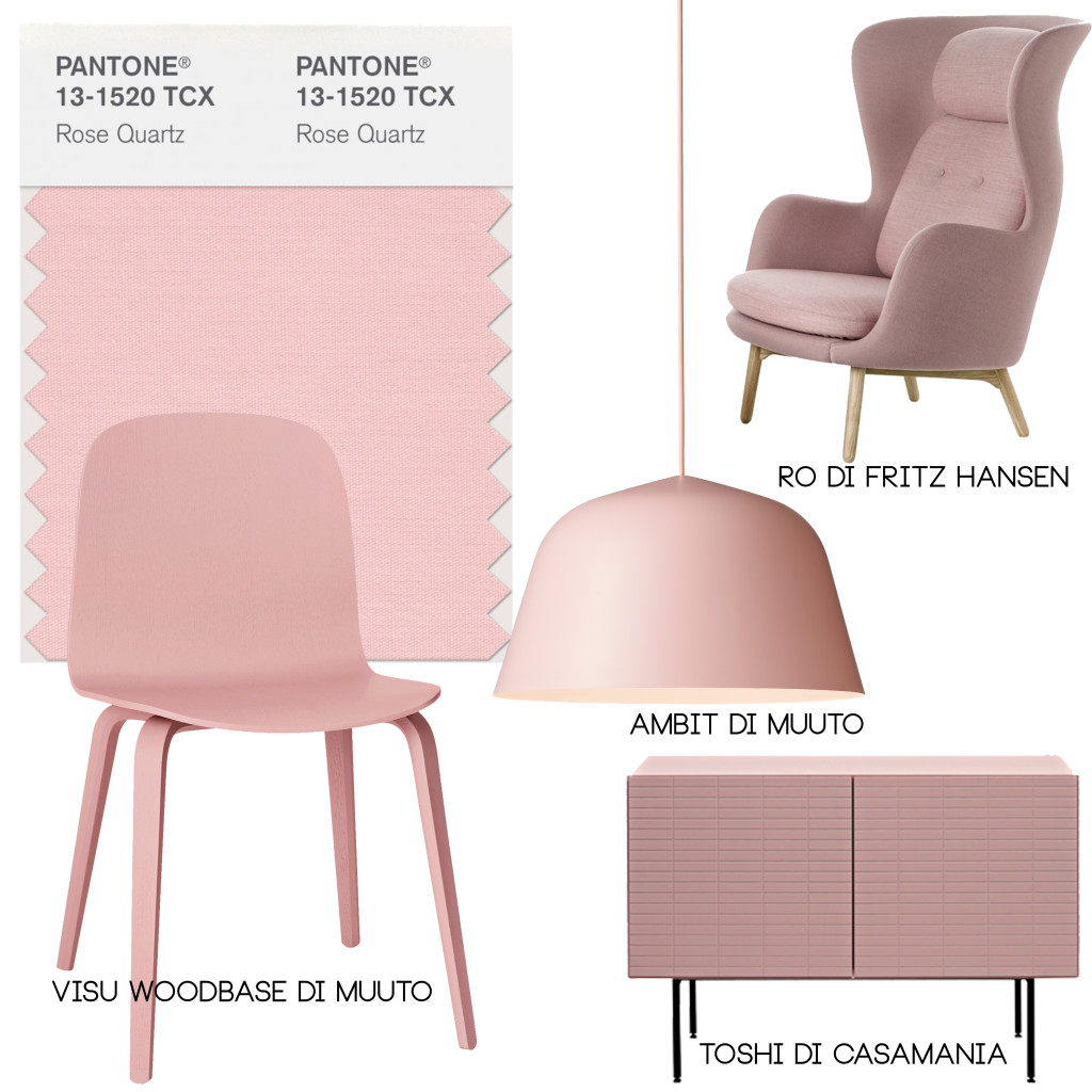 rosa quartz furnitures