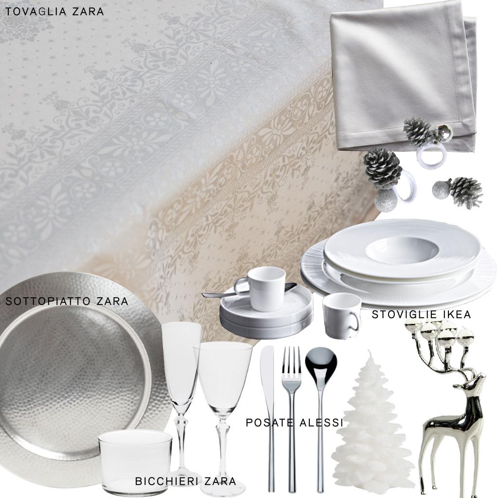 tavola argento