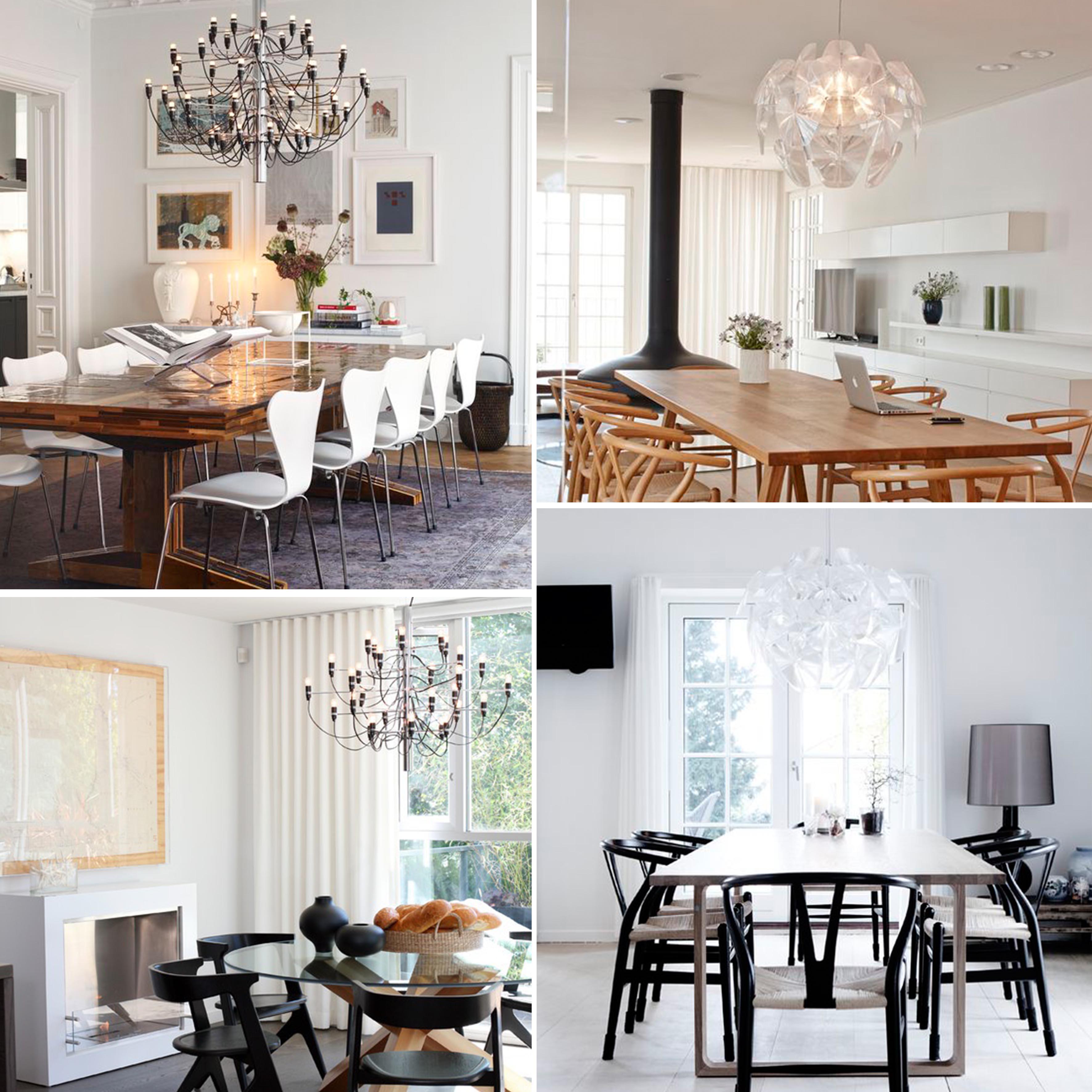Lampade Sopra Tavolo Da Pranzo how to choose the lights: the living-room | sleek tips